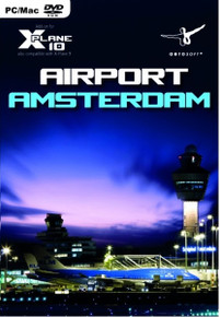 Airport Amsterdam (X-Plane 10) (PC, Mac)