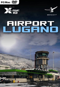 Airport Lugano (X-Plane 10) (PC, Mac)
