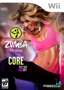 Zumba Fitness Core with Belt (Wii)
