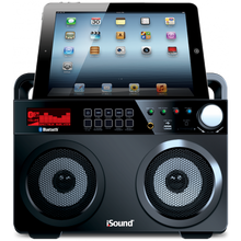 iSound BT-5000 Bluetooth BOOMBOX