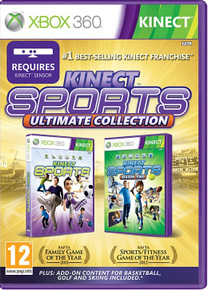 Kinect Sports: Ultimate Collection (X360)