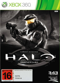 Halo Combat Evolved Anniversary + Bonus (X360)