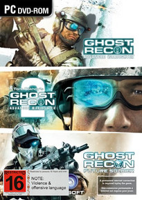 Tom Clancy's Ghost Recon Trilogy (PC)