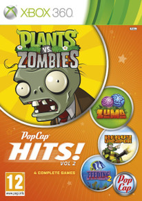 PopCap Hits : Volume 2 (X360)