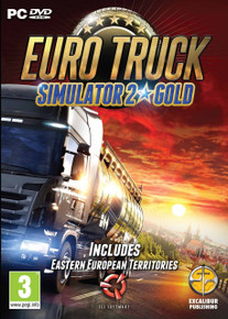 Euro Truck Simulator 2 Gold (PC)