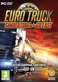Go East – Euro Truck Simulator 2 AddOn (PC)