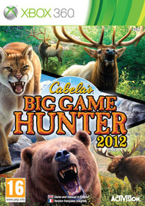 Cabela's Big Game Hunter 2012 (X360)