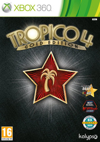 Tropico 4 Gold Edition (X360)