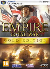 Empire Total War: Gold Edition (PC)