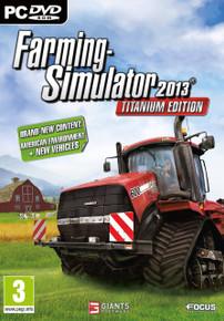 Farming Simulator 2013: Titanium Edition (PC, Mac)