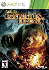 Cabela's Dangerous Hunts 2011 (X360)