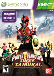 Power Rangers Super Samurai (X360)