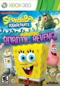 SpongeBob SquarePants: Planktons Robotic Revenge (X360)