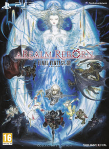 Final Fantasy XIV: A Realm Reborn Boxed Collector's Edition (PS3)