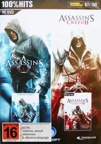 Assassin's Creed I & II Double Pack (PC)