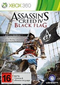 Assassin's Creed IV: Black Flag Special Edition (X360)