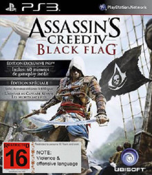 Assassin's Creed IV: Black Flag Special Edition (PS3)