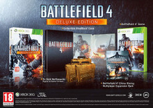Battlefield 4 Deluxe Edition (X360)
