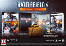 Battlefield 4 Deluxe Edition (PS3)