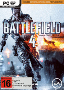 Battlefield 4 (includes 'China Rising' DLC) (PC)