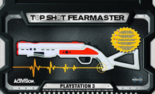 Top Shot Fear Master Gun (PS3)