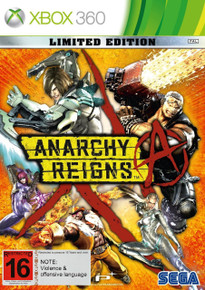 Anarchy Reigns Limited Edition (X360)