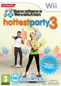 Dance Dance Revolution Hottest Party 3 (Wii)