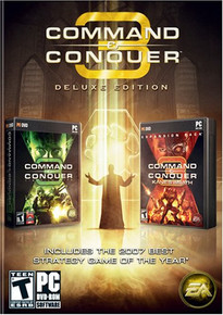 Command & Conquer 3: Deluxe Edition (PC)