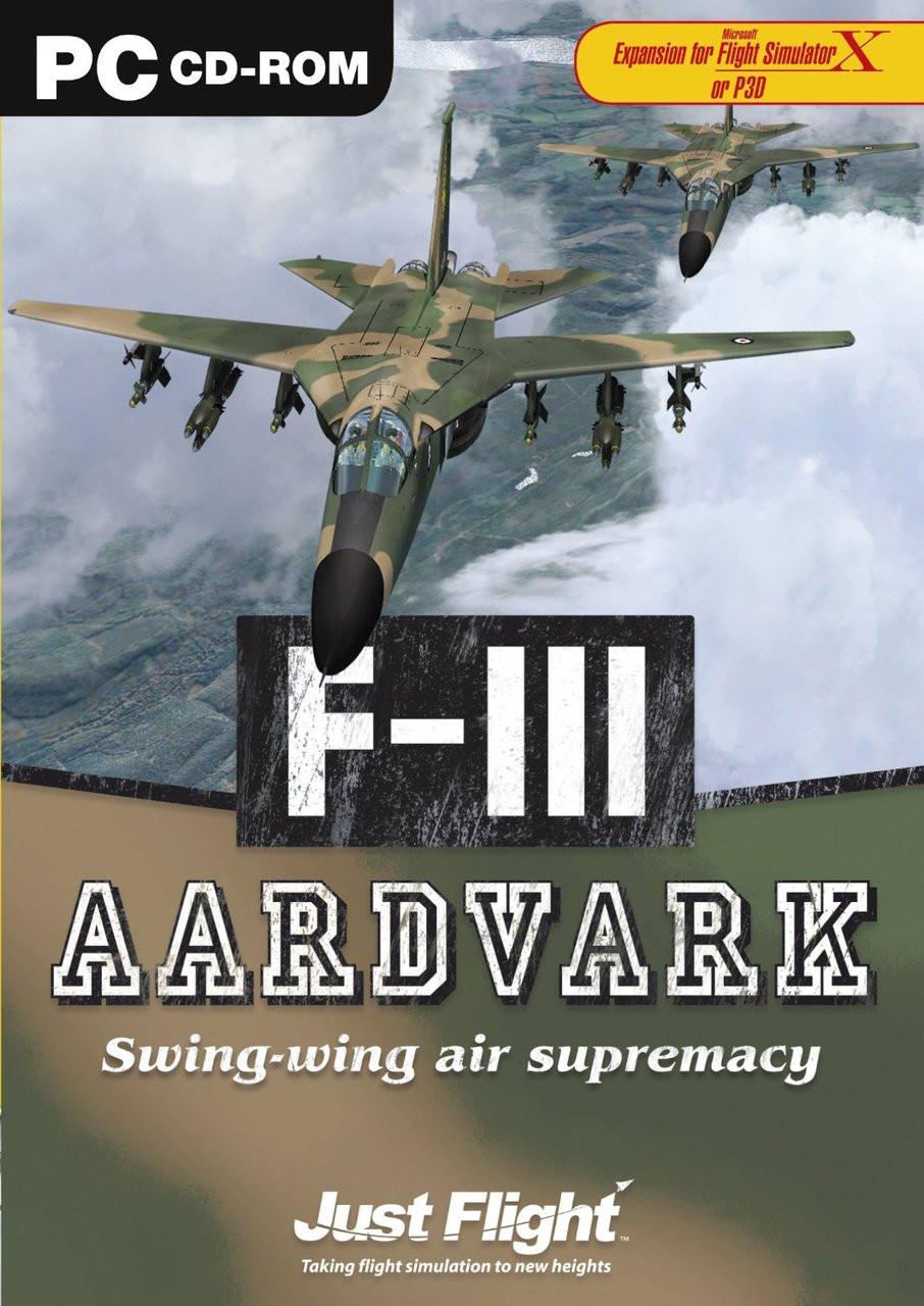F-111 Aardvark (FSX & 2004 Expansion) (PC)