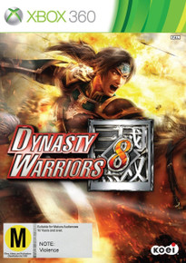 Dynasty Warriors 8 (X360)