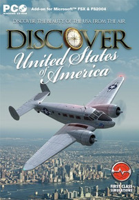 Discover United States of America (FSX & 2004 Expansion) (PC)