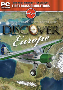 Discover Europe (FSX & 2004 Expansion) (PC)