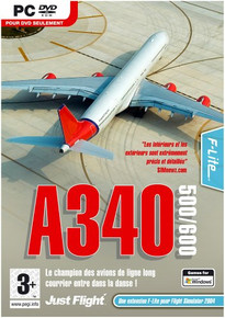 A340 - 500/600 (FSX & 2004 Expansion) (PC)