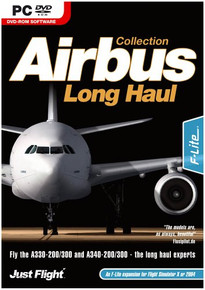 Airbus Collection: Long Haul (FSX & 2004 Expansion) (PC)
