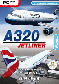 A320 Jetliner (FSX Expansion) (PC)