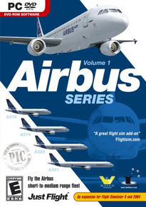 Airbus Series Volume 1 (FSX & 2004 Expansion) (PC)