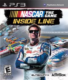 NASCAR The Game: Inside Line (PS3)
