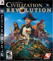 Sid Meier's Civilization: Revolution (PS3)