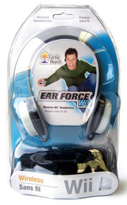 Turtle Beach Ear Force W3 Headphones (Wii)