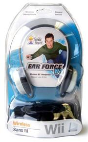 Turtle Beach Ear Force W3 Headphones (Wii)