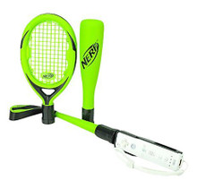 Wii Nerf Sports Pack - Green