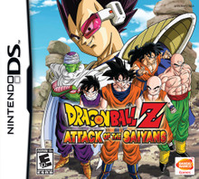 Dragon Ball Z: Attack of the Saiyans (NDS)