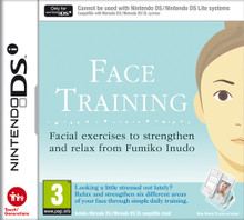 Face Training (Nintendo DSi / DSi XL Only)