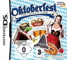 Oktoberfest The Official Game (NDS)