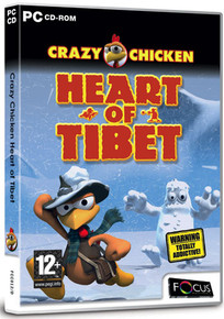 Crazy Chicken Heart of Tibet (PC)