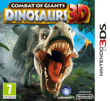 Combat of Giants Dinosaurs (3DS)