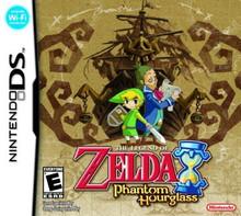 The Legend of Zelda: Phantom Hourglass (NDS)