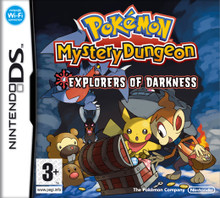 Pokemon Mystery Dungeon: Explorers of Darkness (NDS)