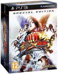 Street Fighter X Tekken: Special Edition (PS3)