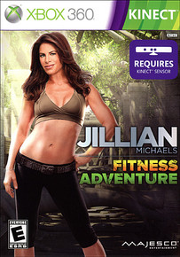 Jillian Michaels Fitness Adventure (X360)